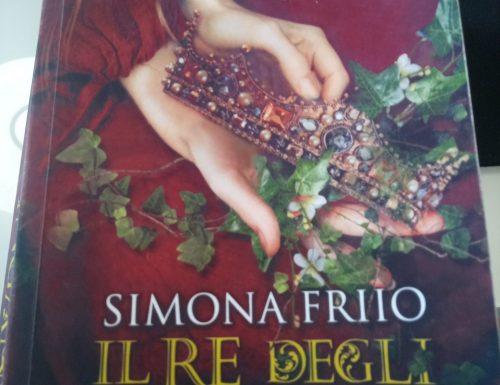 Il Re degli inganni di Simona Friio.